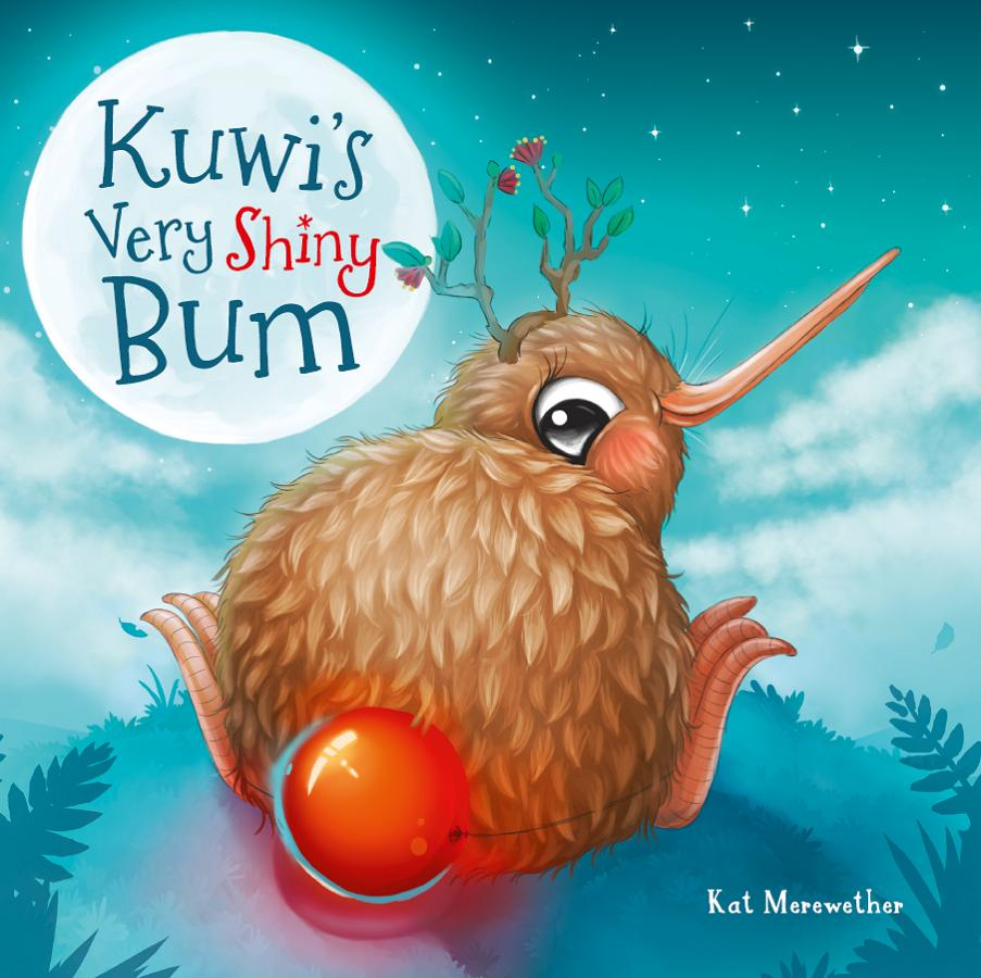 Kuwi's Very Shiny Bum - KidsnToys.co.nz