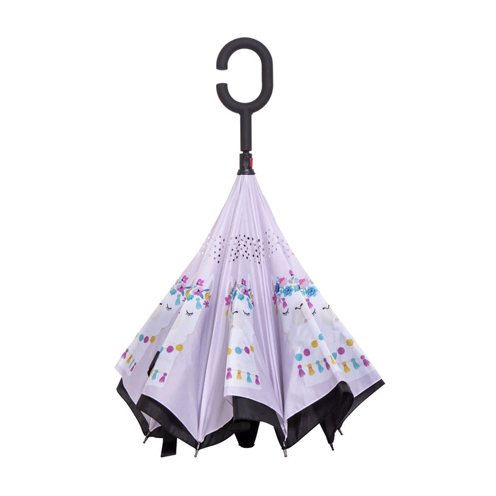 All4Ella: Kids Umbrella - Llama - KidsnToys.co.nz