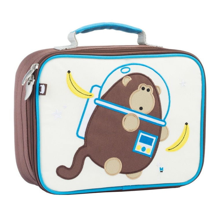 Beatrix NY: Lunch bag - Monkey Dieter in Space