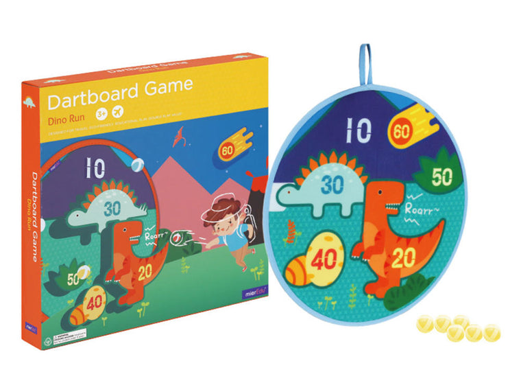 Meir Edu: Dartboard Game - Dino World