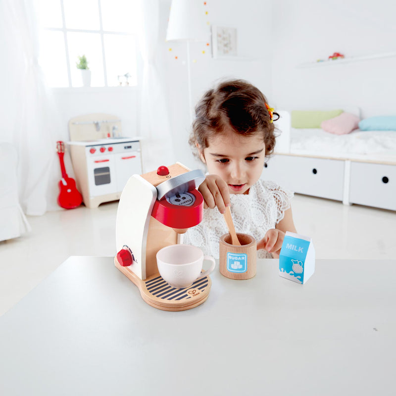 Hape My Coffee Machine - KidsnToys.co.nz