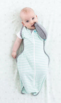 Love to Dream Swaddle Up Transition Sleeping Bag - Mint  1.0 TOG - KidsnToys.co.nz (4660644806727)