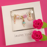 Lauren Hinkley Sugar Plum Fairy Charm Bracelet