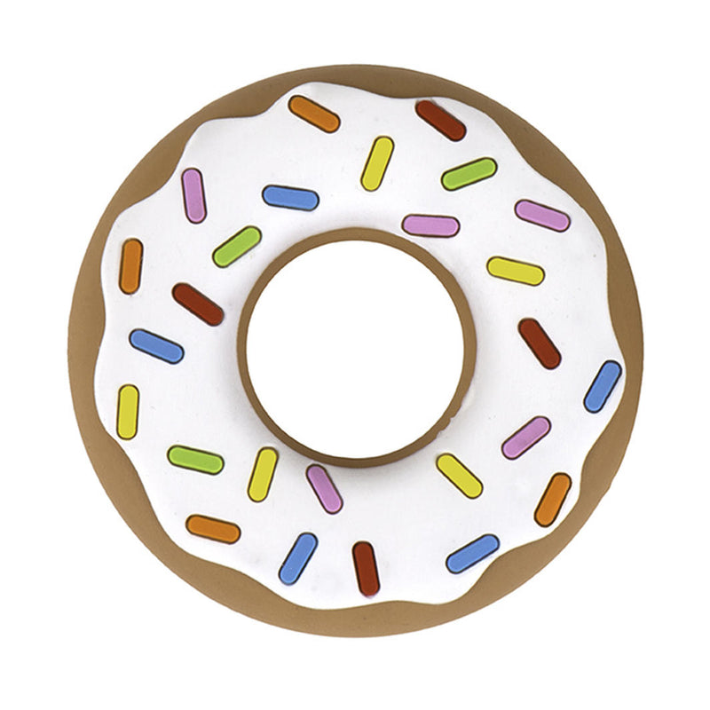 Silli Chews Vanilla Donut Teether - KidsnToys.co.nz