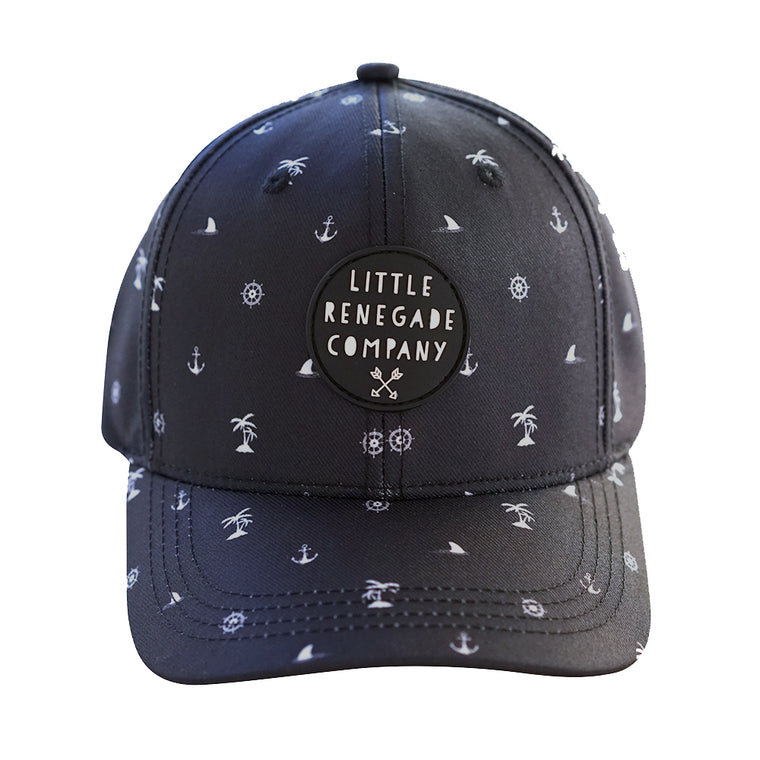 Little Renegade Company: Sea Baseball Cap