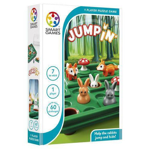 Smart Games: Jump'IN Travel Game