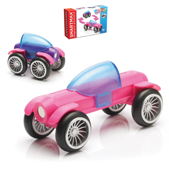 SmartMax Pink and Purple - KidsnToys.co.nz