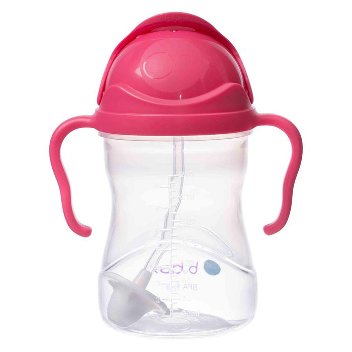 B.Box Sippy Cup - Raspberry