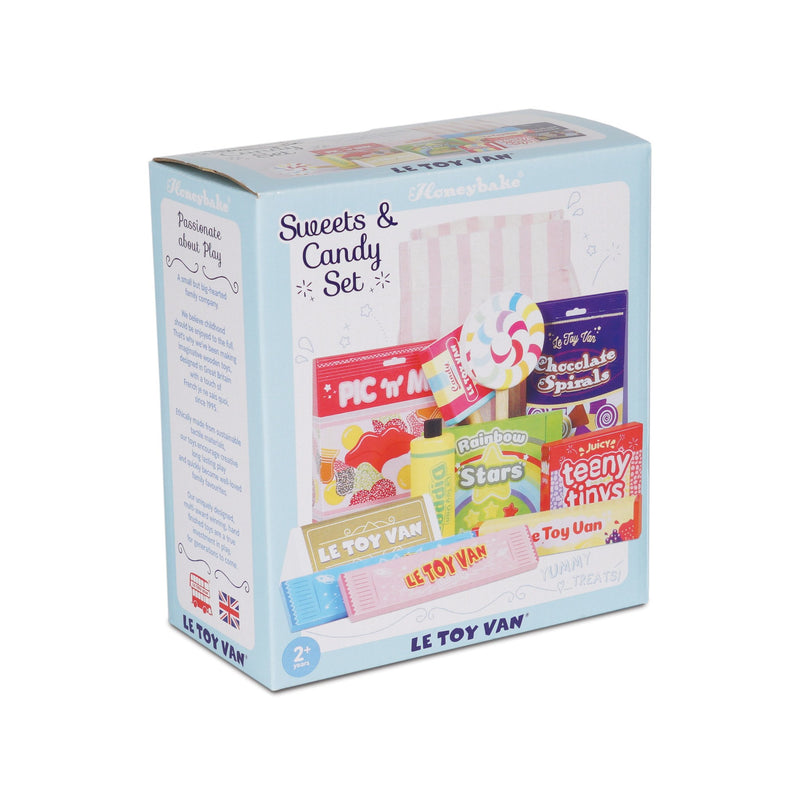 Le Toy Van: Sweets and Candy Set (6079985221832)