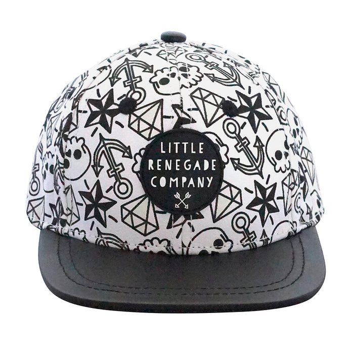 Little Renegade Company: Treasure Island Changing Colour Snap Back Cap