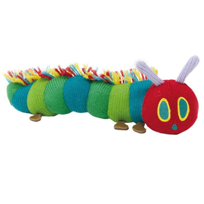 The Very Hungry Caterpillar: Made With Love Knit Caterpillar
