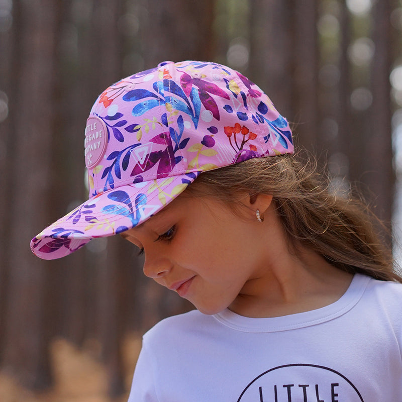 Little Renegade Company: Utopia Baseball Cap - KidsnToys.co.nz