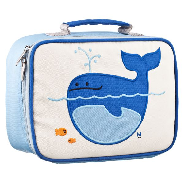 Beatrix NY: Lunch bag - Lucas Whale
