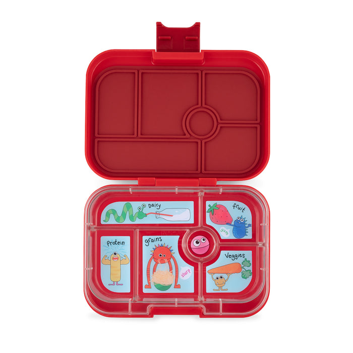Yumbox Original Wow Red
