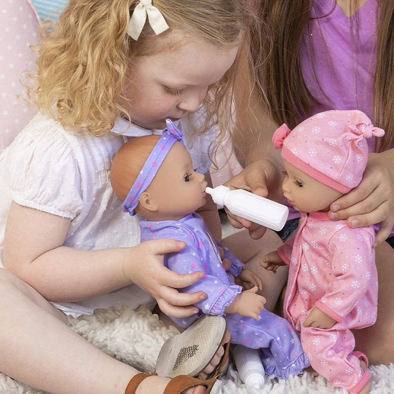 Playtime Baby Doll - Cozy Snowflake 33cm