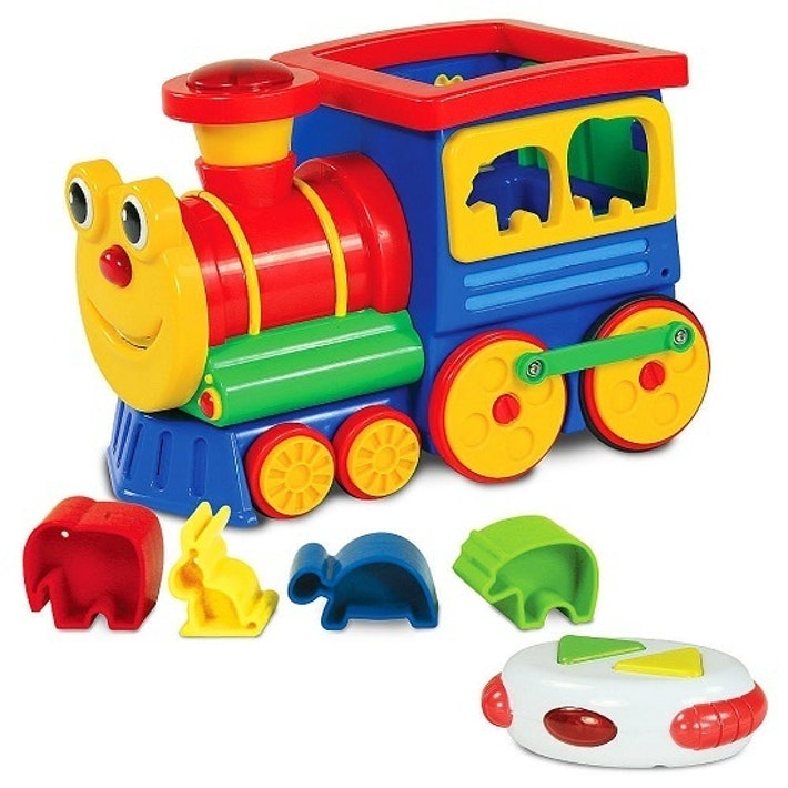 The Learning Journey - Animal Express Remote Control Train - KidsnToys.co.nz
