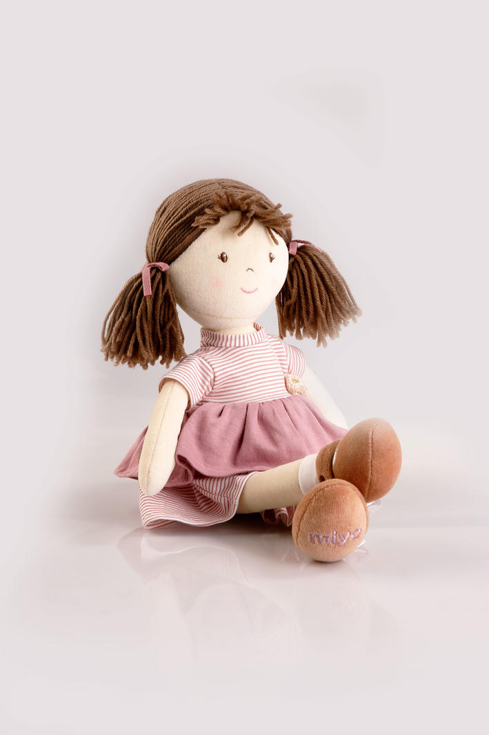 Bonikka All Natural Doll - Brook 38cm