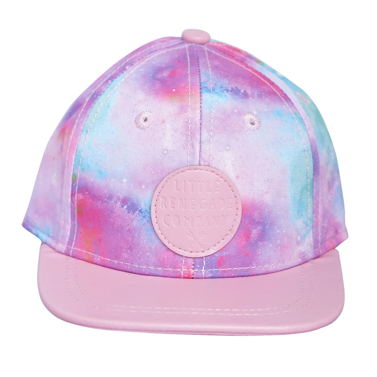 Little Renegade Company: Cotton Candy Snap Back Cap