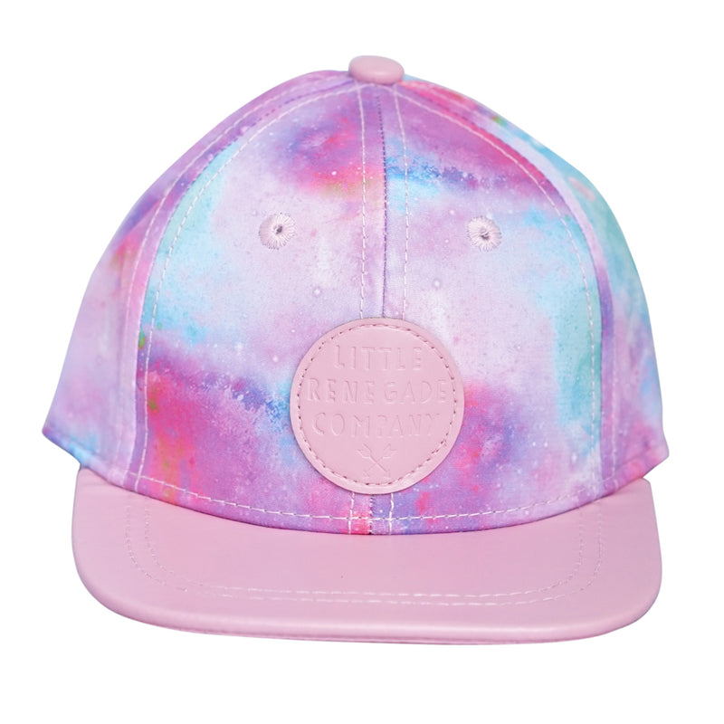 Little Renegade Company: Cotton Candy Snap Back Cap - KidsnToys.co.nz (4648340586567)