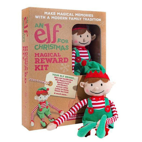 Christmas Elf & Magical Reward Kit- Boy