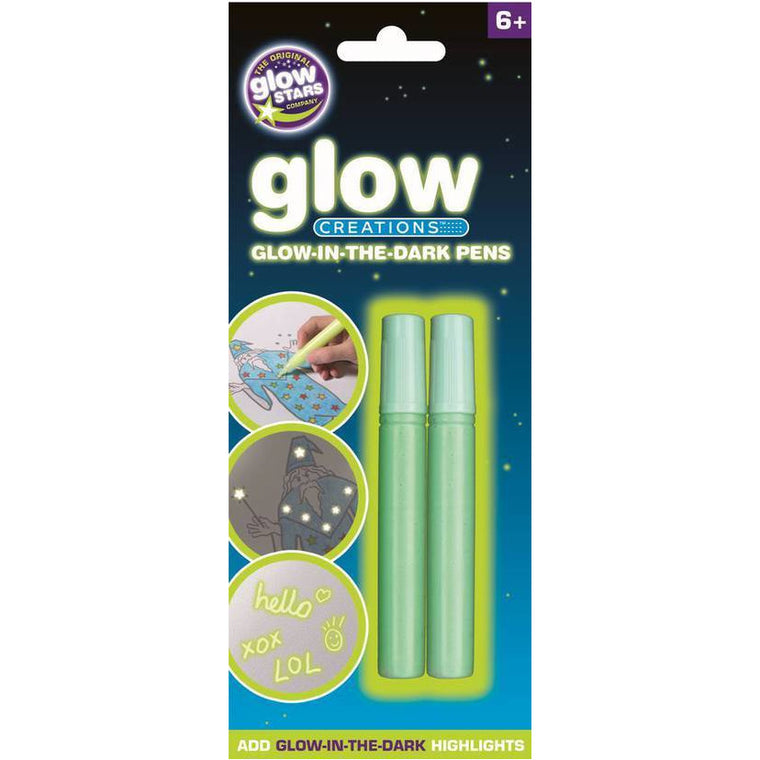 Glow Star Co.: Glow In The Dark Pens