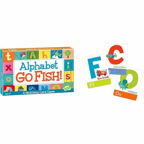 PK Game Alphabet Go Fish