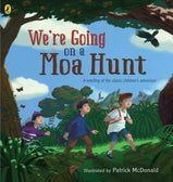 We're Going On a Moa Hunt Picture Book (6086576111816)