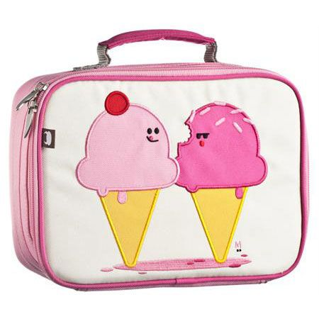 Beatrix NY: Lunch bag - Dolce & Panna Ice Cream - KidsnToys.co.nz