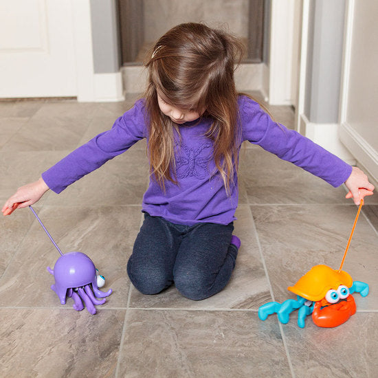 Fat Brain Toys: Crabby the Crab