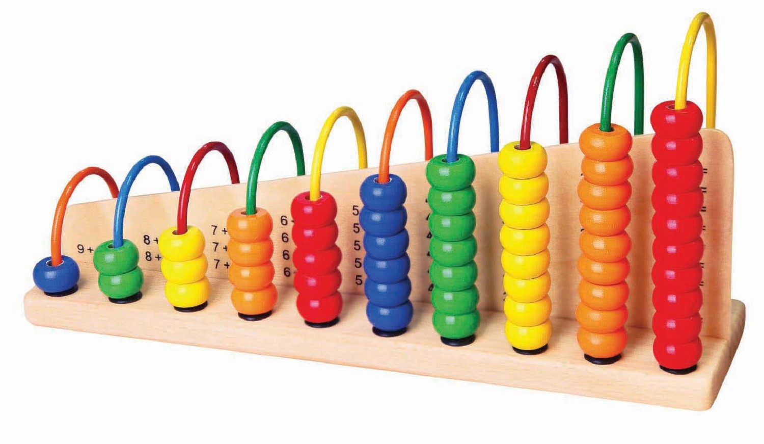 VIGA: Learning Math Wooden Toy - KidsnToys.co.nz