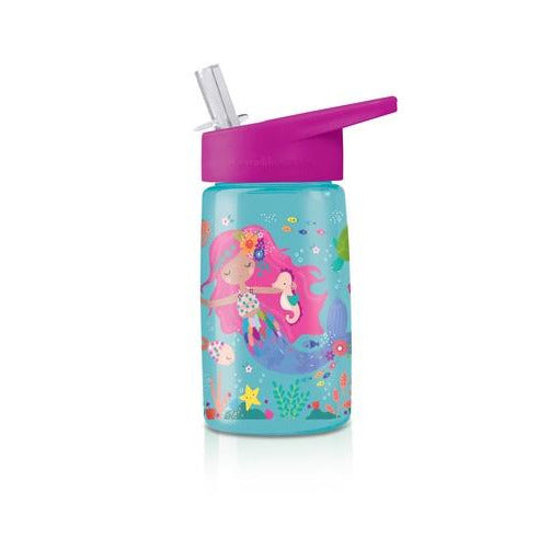 Crocodile Creek Tritan 450ml Drink Bottle - Mermaid