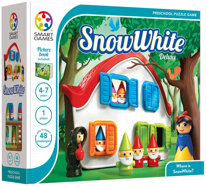 Smart Games Snow White Deluxe Game (6089278587080)