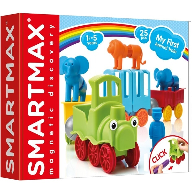 SmartMax My First Train - KidsnToys.co.nz
