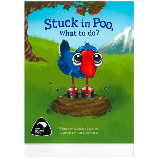 Stuck In Poo What To Do - KidsnToys.co.nz (4764077064263)