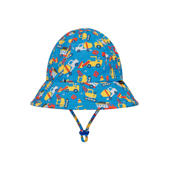 Bedhead Hats: Boys Toddler Bucket Hat - Construction (6084741234888)