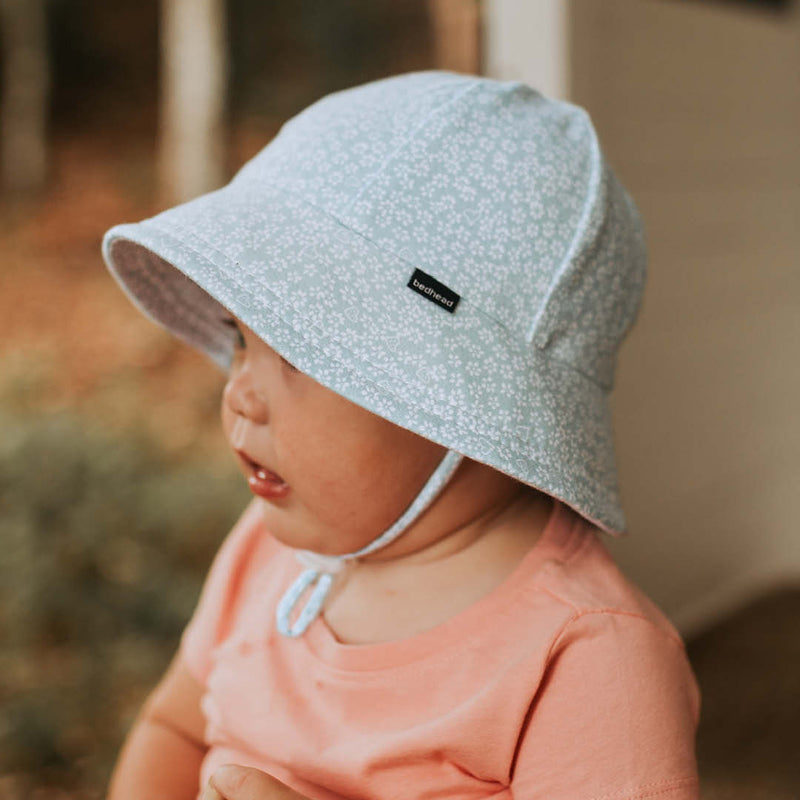 Bedhead Hats: Girls Toddler Bucket Hat - Willow (6084733042888)