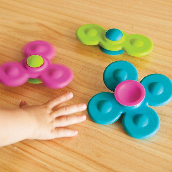 Fat Brain Toy Co: Whirly Squigz - KidsnToys.co.nz
