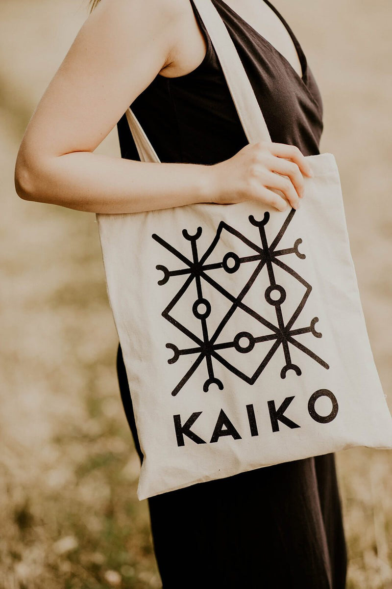 Kaiko fabric bag