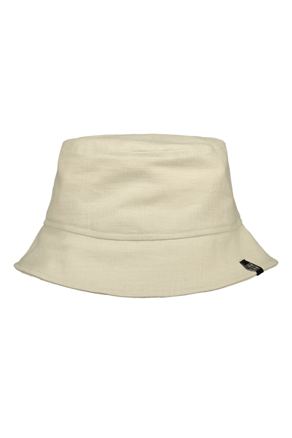 Bucket Sun Hat, Beige