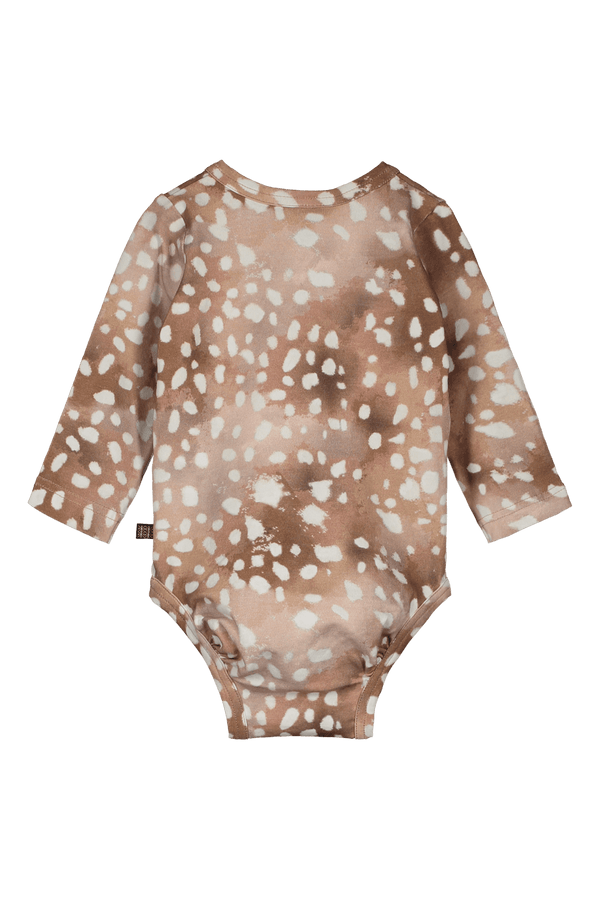 Copper Bambi Wrap Body Ls
