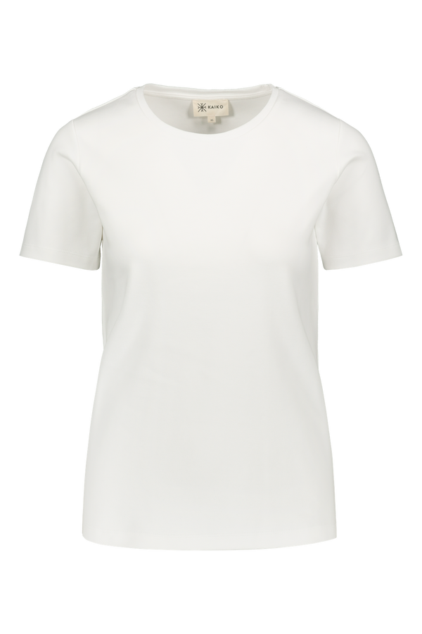 The T-shirt, White