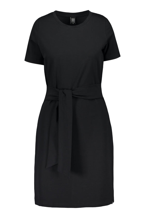 T-shirt Dress SS, Black
