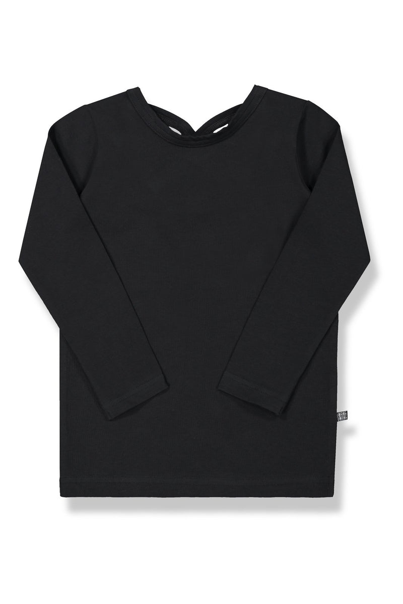 Cross Shirt LS, Black