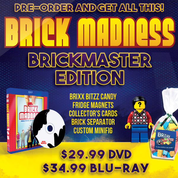 Brick Madness | BRICKMASTER EDITION