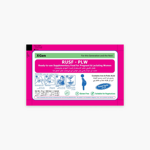 RUSF for Pregnant & Lactating Women (RUSF-PLW) - Single Packet