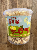 Algy's Norfolk Popcorn made in Dereham, Norfolk
