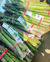 Asparagus grown and hand picked by The Tacons at Grange Farm, Rollesby