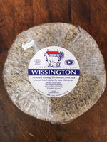 Wissington Cheese made at Willow Farm Dairy, Wymondham