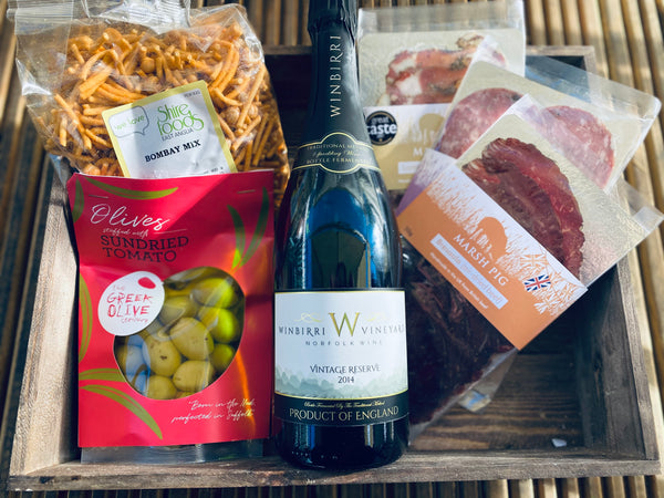 Norfolk Fizz & Mix Box
