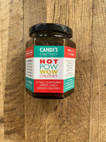 Candi's Chutney & Relish made at The Chutney Barn, Park Farm, Norwich